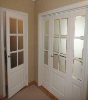 Двери крашеные Эмаль